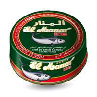 Extra Solid Tuna in virgin olive oil 160g